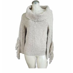 NWT INC International Concepts S Cowlneck Sweater